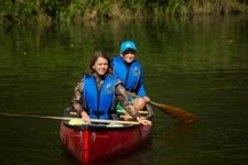 Canoeing at Kettleby Valley.JPG