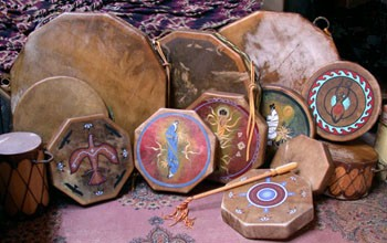 collection of native drums.jpg